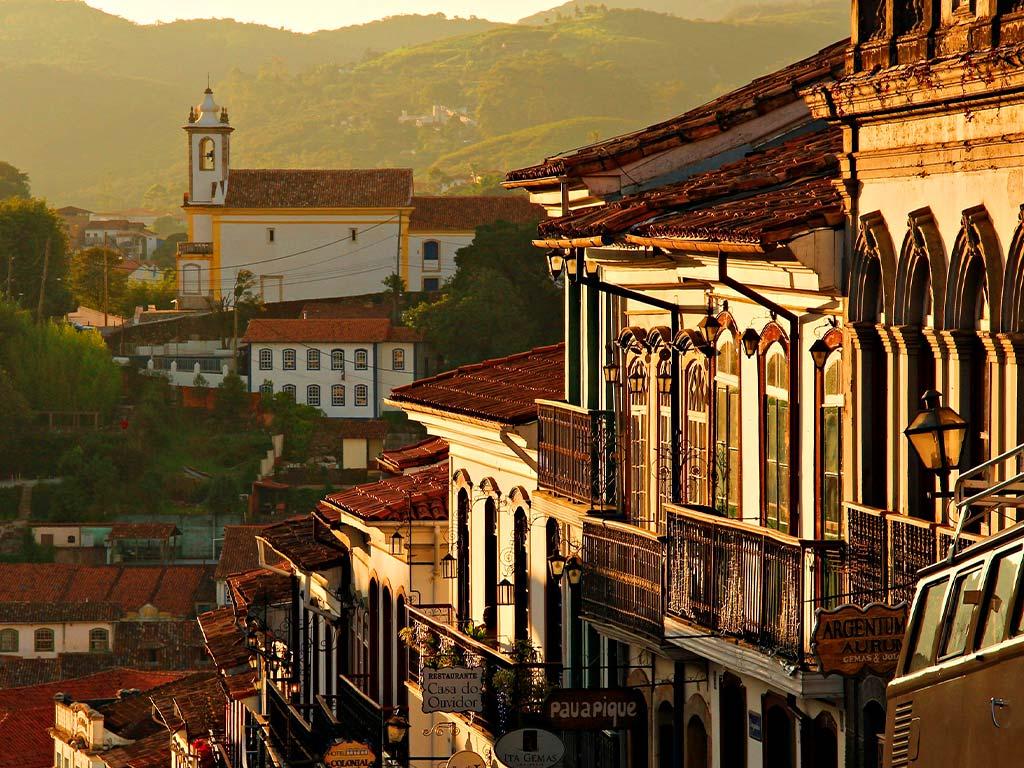 Ouro Preto e Congonhas