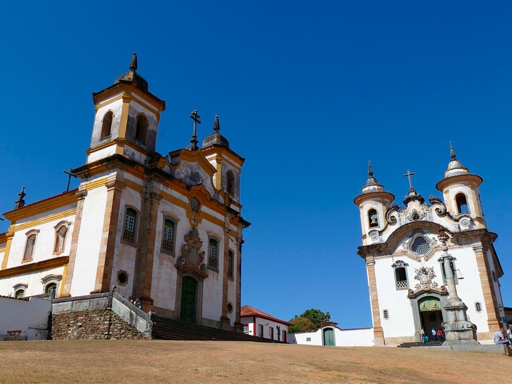 Ouro Preto e Mariana
