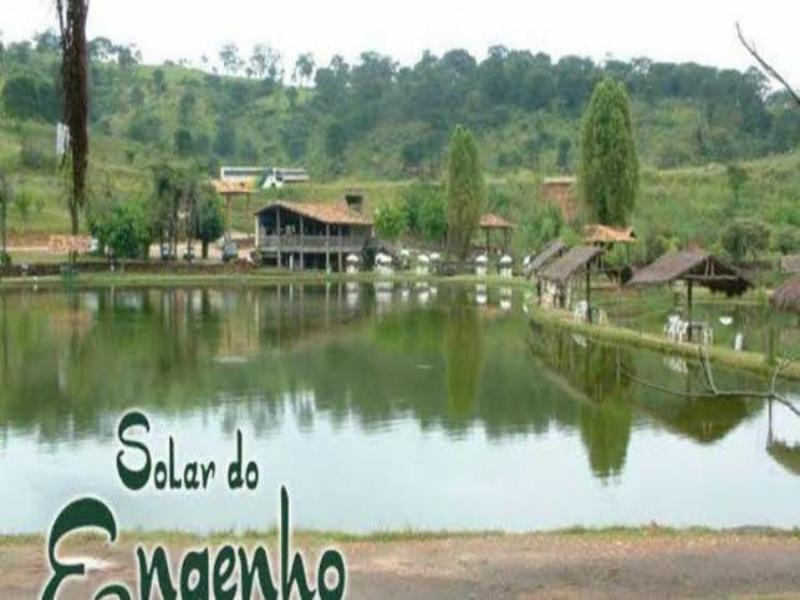 Transporte para o Hotel Solar do Engenho, em Sete Lagoas