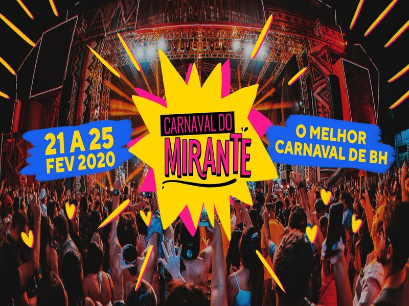 Transporte Carnaval do Mirante 2020