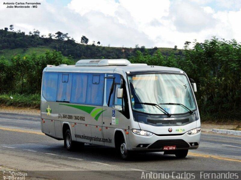 Fretamento de micro-ônibus para Marataízes (ES)
