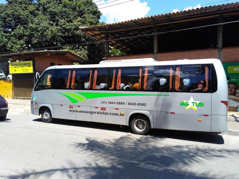Transporte de funcionários em Belo Horizonte
