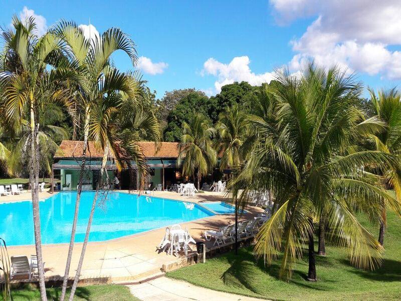 Transporte para Águas de Santa Bárbara Resort Hotel