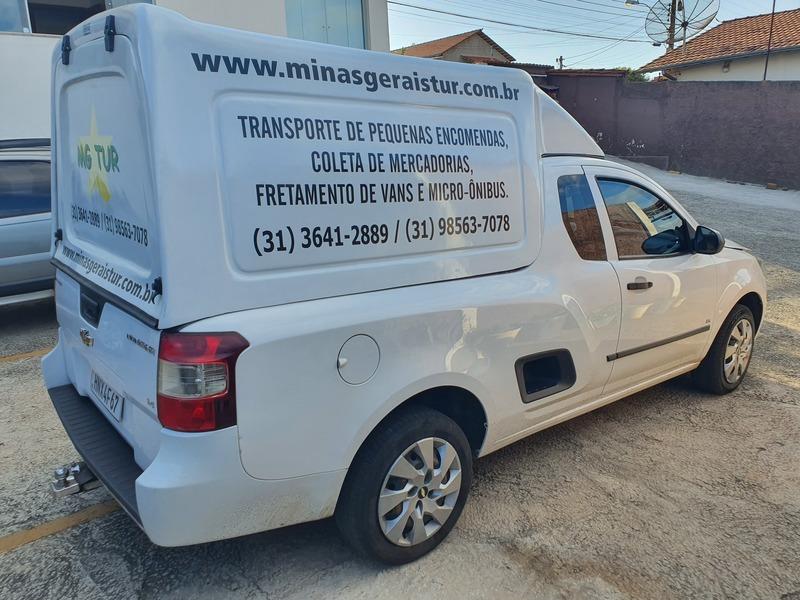 Transporte de carga em Santa Luzia